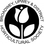 Broadwey, Upwey & District Horticultural Society logo